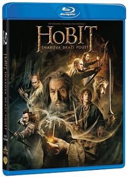 Hobit: Šmakova dračí poušť BD (The Hobbit 2 Blu-Ray)