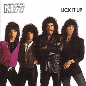 Kiss Lick It Up (LP)