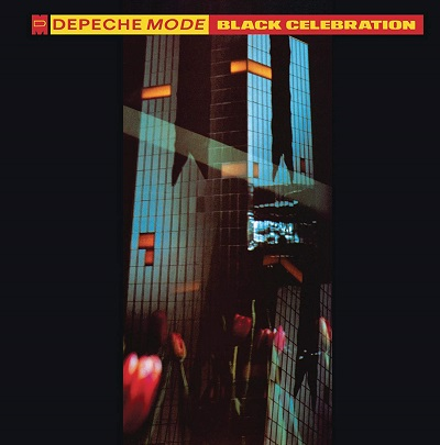 Depeche Mode Black Celebration 1.VYDÁNÍ