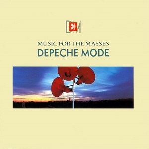 Depeche Mode Music For The Masses 1.VYDÁNÍ