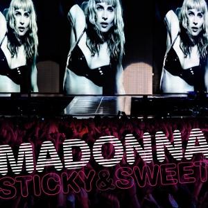 Madonna Sticky & Sweet Tour (Blu-ray) (Madonna)
