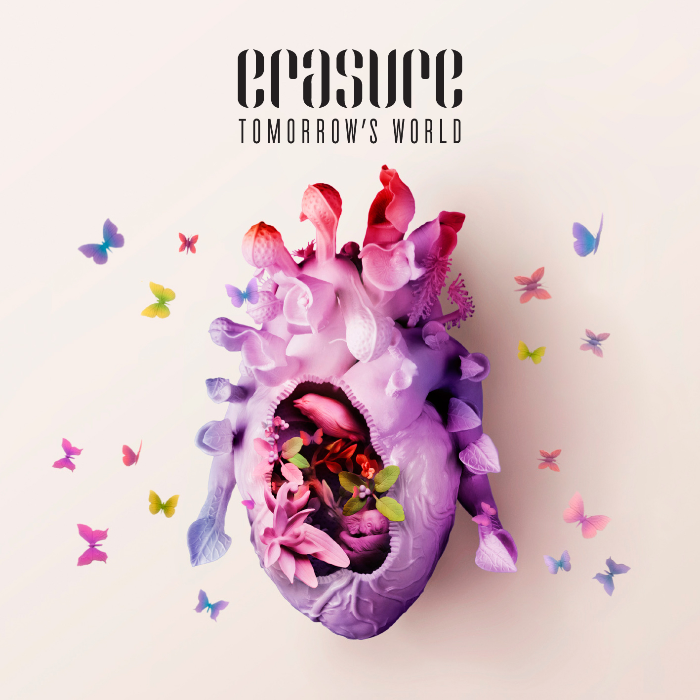 Erasure Tomorrow´s World (Erasure)