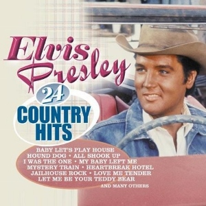Elvis Presley 24 Country Hits (CD album Elvis Presley)