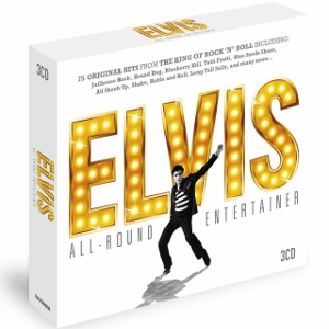 Elvis All-Round Entertainer (CD kolekce Elvis Presley)