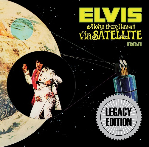 Elvis Presley Aloha From Hawaii Via Satellite Limited Edition