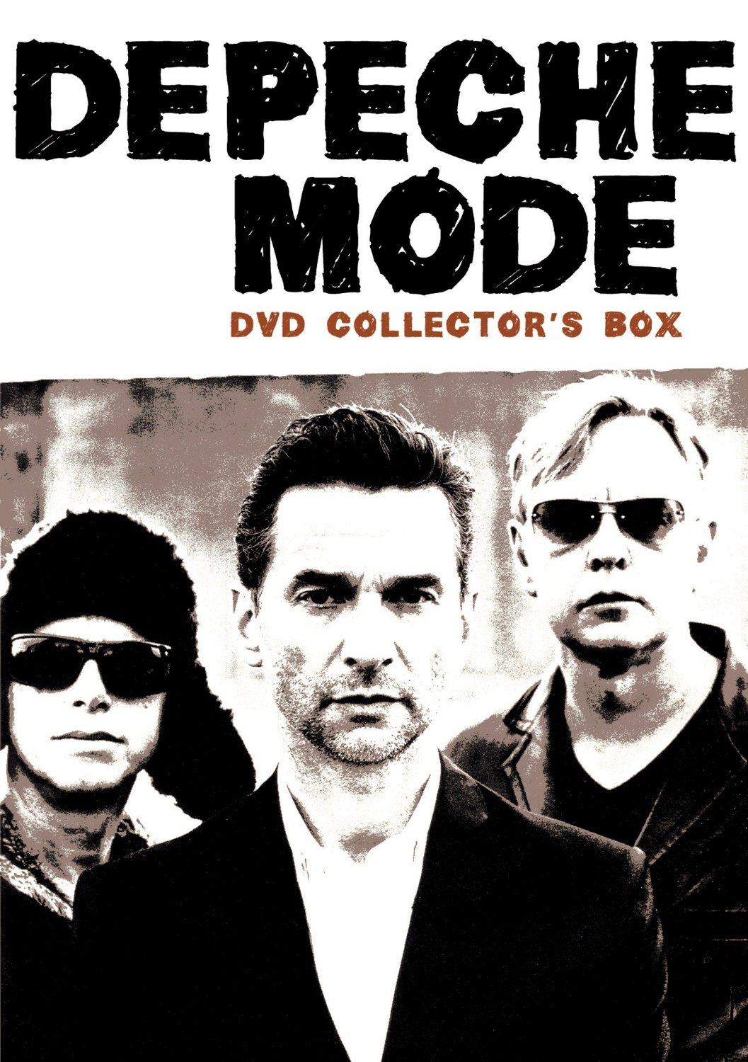 Depeche Mode DVD Collectors Box