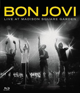 Bon Jovi Live At Madison Square Garden (Blu-Ray) (Blu-Ray disk Bon Jovi)