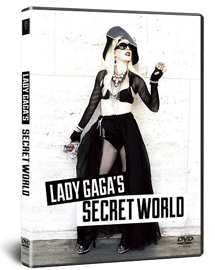 Lady Gaga The Secret World Of Lady Gaga