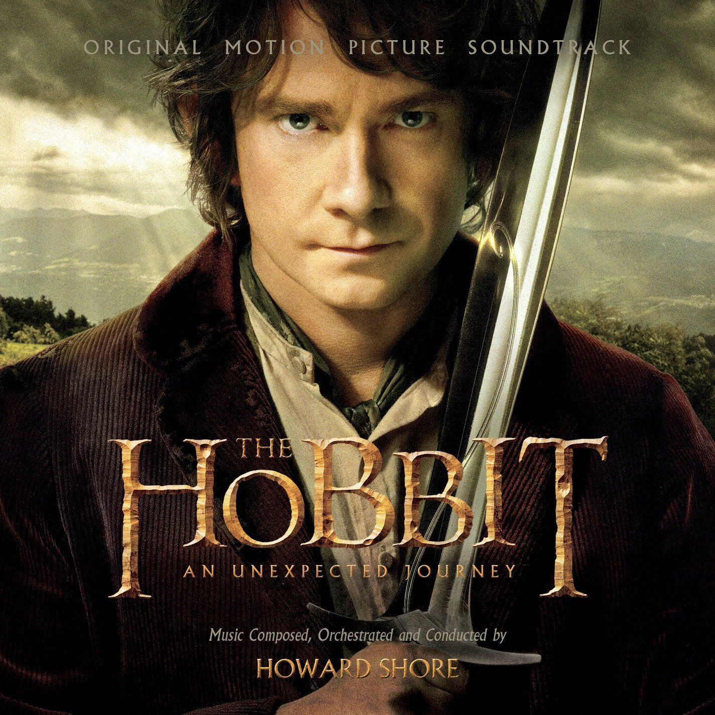 O.S.T. - The Hobbit CD