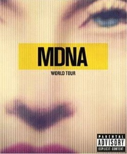 Madonna MDNA World Tour 2013 (Blu-ray)
