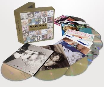 Madonna The Complete Studio Album (Madonna)