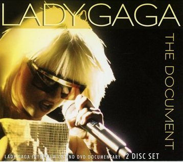 Lady Gaga The Document (Lady Gaga)