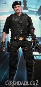 Expendables 2 Barney Ross sběratelská figurka (Sylvester Stallone)