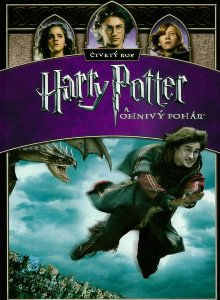 Harry Potter a Ohnivý pohár (DVD Ohnivý pohár Harry Potter)