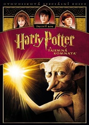 Harry Potter a Tajemná komnata (DVD Harry Potter)