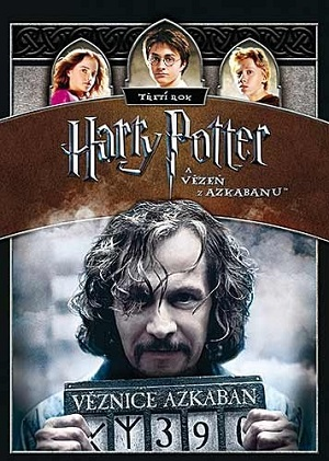 Harry Potter a Vězeň z Azkabanu (DVD Vězeň z Azkabanu Harry Potter)