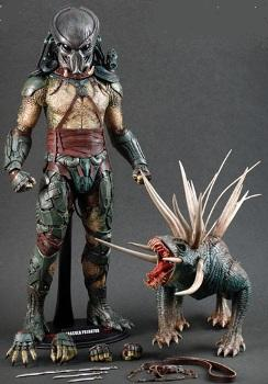 Tracker Predator With Hound
