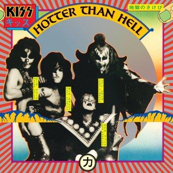 Kiss Hotter Then Hell (LP) (Vinyl Hotter Then Hell Kiss)