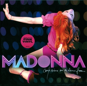 Madonna Confessions On A Dancefloor Limited Edition (LP vinyl)