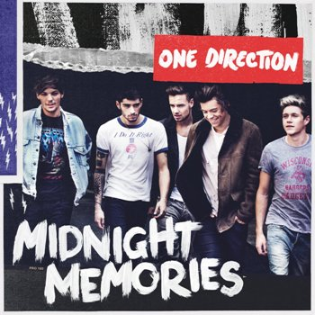 One Direction Midnight Memories (CD One Direction)