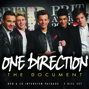 One Direction The Document (CD a DVD One Direction)