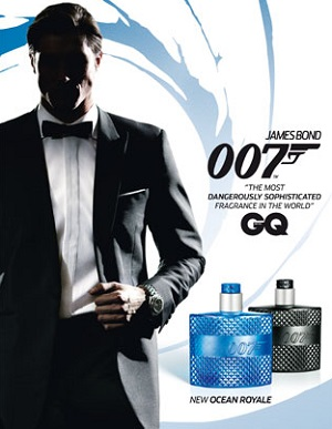 James Bond 007 Ocean Royale (Toaletní voda Bond 007)