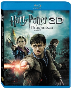 Harry Potter a Relikvie smrti 2.díl 2D + 3D (Harry Potter)