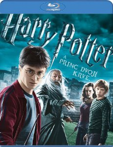 Harry Potter a Princ dvojí krve (Blu-ray) (Harry Potter)