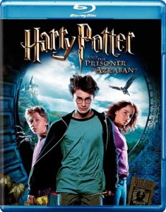 Harry Potter a Vězeň z Azkabanu (Blu-ray) (Harry Potter)