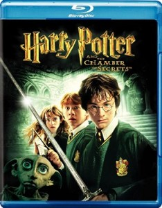 Harry Potter a Tajemná komnata (Blu-ray) (Harry Potter)