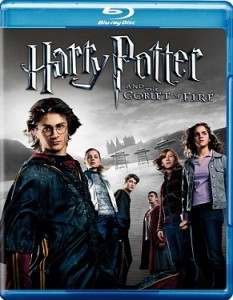 Harry Potter a Ohnivý pohár (Blu-ray) (Harry Potter)