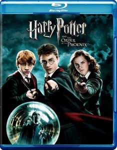 Harry Potter a Fénixův řád (Blu-ray) (Harry Potter)