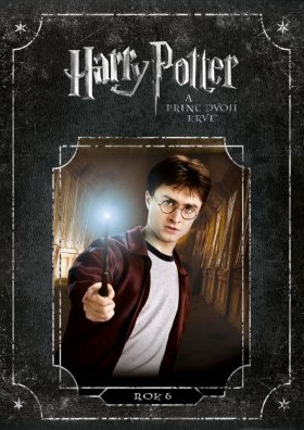 Harry Potter a Princ dvojí krve (DVD Princ dvojí krve Harry Potter)