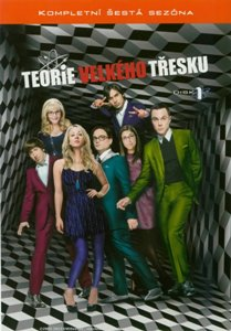Teorie velkého třesku 6 (The Big Bang Theory 6)