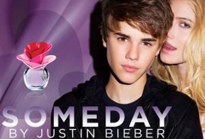 Justin Bieber Someday (Parfém Justin Bieber)