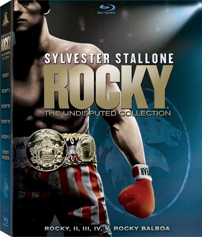Rocky kolekce Sylvester Stallone (Sylvester Stallone)