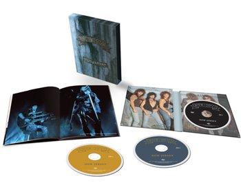 Bon Jovi New Jersey Super Deluxe Edition (CD a DVD deluxe edice Bon Jovi)