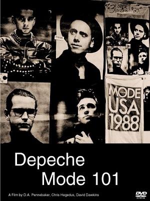 Depeche Mode 101 (2DVD) (Depeche Mode)