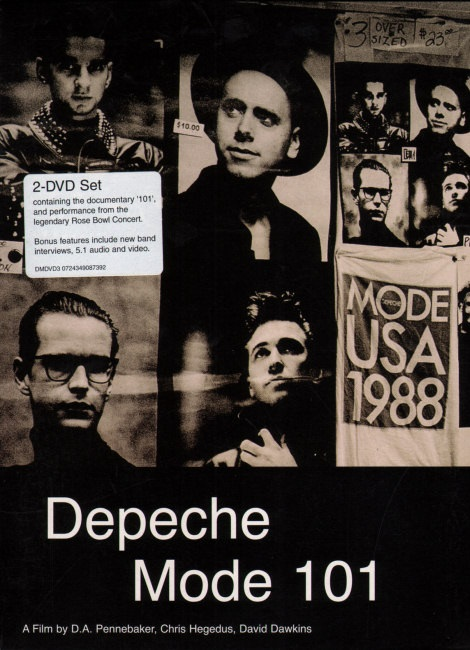 Depeche Mode 101 Deluxe edition