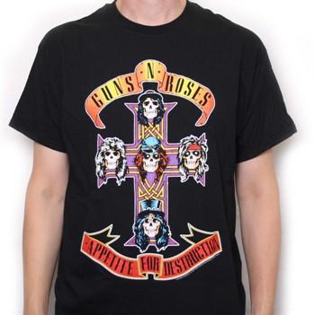 Guns N Roses tričko (Guns N Roses)