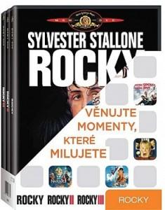 Rocky kolekce (Sylvester Stallone)