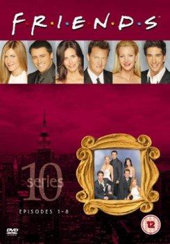 Přátelé 10 (Friends 10 DVD )