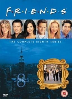 Přátelé 8 (Friends 8 DVD )