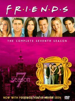 Přátelé 7 (Friends 7 DVD )