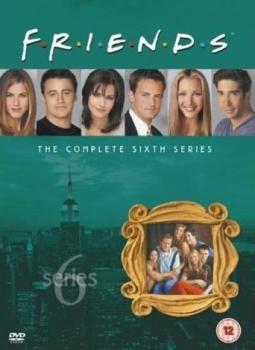 Přátelé 6 (DVD kolekce Friends 6)