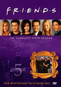 Přátelé 5 (Friends 5 DVD kolekce)