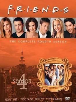 Přátelé 4 (DVD kolekce Friends 4)