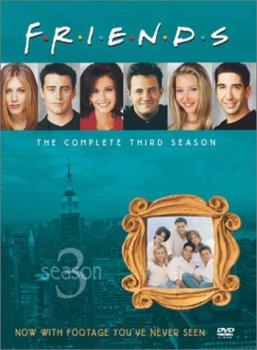 Přátelé 3 (Friends DVD kolekce)