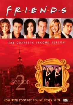 Přátelé 2 (Friends 2 DVD )