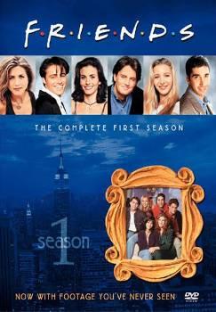Přátelé 1 (DVD Friends 1)